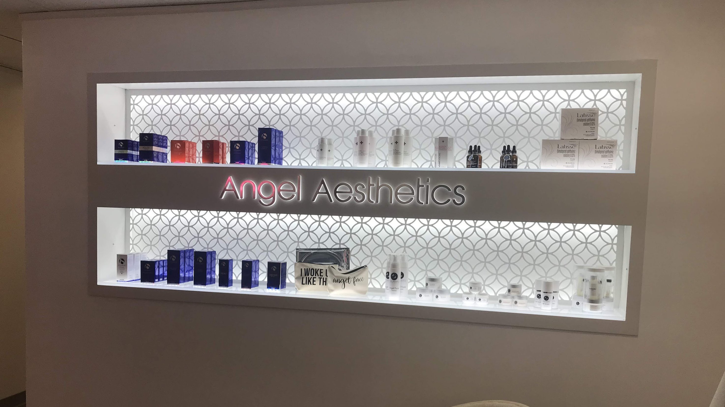 Angel Aesthetics Shelf2